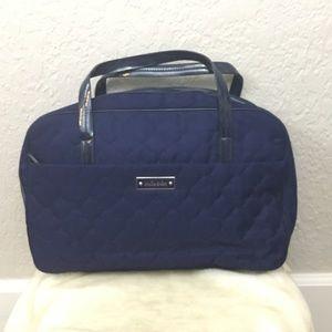 Stella & Dot   jewelry case tote organizer bag EUC
